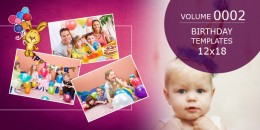 Birthday Templates 12X18 – 0002