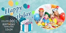 Birthday Templates 12X24 – 0001