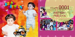 Birthday Volume 12X36 - 0001