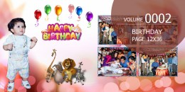 Birthday Volume 12X36 - 0002