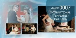 International Template Volume 12x36 - 0007