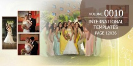 International Template Volume 12x36 - 0010
