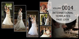 International Template Volume 12x36 - 0014