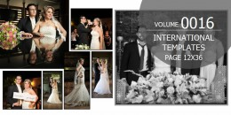 International Template Volume 12x36 - 0016