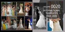International Template Volume 12x36 - 0020