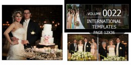 International Template Volume 12x36 - 0022