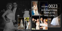 International Template Volume 12x36 - 0023