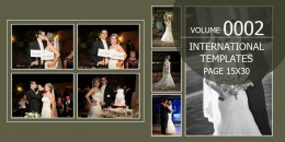 International Template Volume 15x30 - 0002
