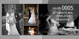 International Template Volume 15x30 - 0005