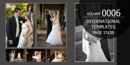 International Template Volume 15x30 - 0006