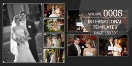 International Template Volume 15x30 - 0008