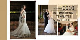 International Template Volume 15x30 - 0010