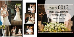International Template Volume 12x36 - 0013