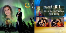 Muslim Wedding Page Volume 12X36 - 0001