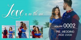 Pre-Wedding Templates 15X30 - 0002