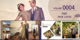Pre-Wedding Templates 15X30 - 0004