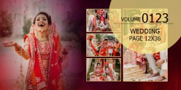 Wedding Page Volume 12x36 – 0123