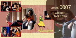 Wedding Page Volume 12x36 - 0007