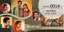 Wedding Page Volume 12x36 - 0014
