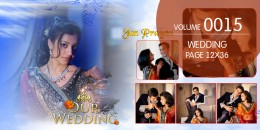 Wedding Page Volume 12x36 - 0015