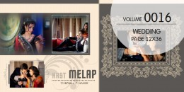 Wedding Page Volume 12x36 - 0016