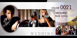 Wedding Page Volume 12x36 - 0021