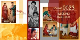 Wedding Page Volume 12x36 - 0023
