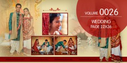 Wedding Page Volume 12x36 - 0026