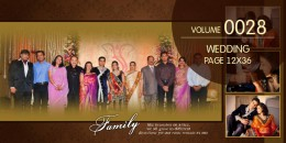 Wedding Page Volume 12x36 - 0028