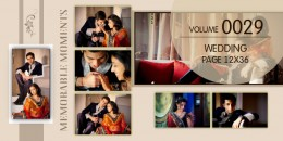 Wedding Page Volume 12x36 - 0029