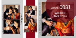 Wedding Page Volume 12x36 - 0031