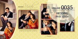 Wedding Page Volume 12x36 - 0035