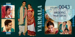 Wedding Page Volume 12x36 - 0043