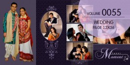 Wedding Page Volume 12x36 - 0055