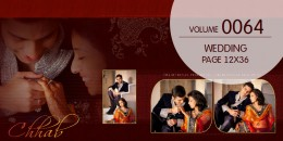 Wedding Page Volume 12x36 - 0064