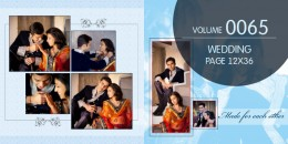 Wedding Page Volume 12x36 - 0065