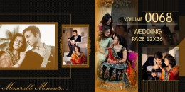 Wedding Page Volume 12x36 - 0068