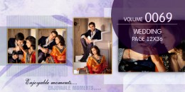 Wedding Page Volume 12x36 - 0069