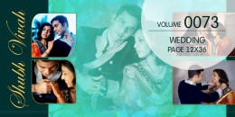 Wedding Page Volume 12x36 - 0073