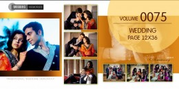 Wedding Page Volume 12x36 - 0075