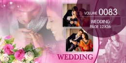 Wedding Page Volume 12x36 - 0083