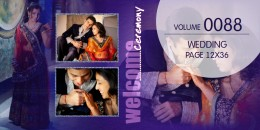 Wedding Page Volume 12x36 - 0088
