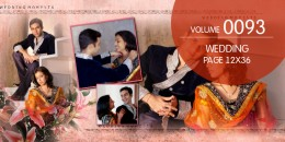 Wedding Page Volume 12x36 - 0093