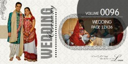 Wedding Page Volume 12x36 - 0096
