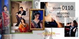 Wedding Page Volume 12x36 - 0110