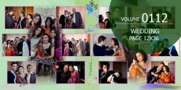 Wedding Page Volume 12x36 - 0112