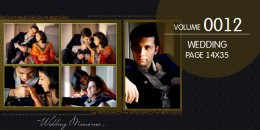 Wedding Page Volume 14X35 - 0012