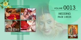 Wedding Page Volume 14X35 - 0013