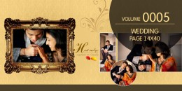 Wedding Page Volume 14X40 - 0005