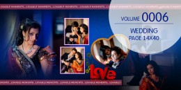 Wedding Page Volume 14X40 - 0006